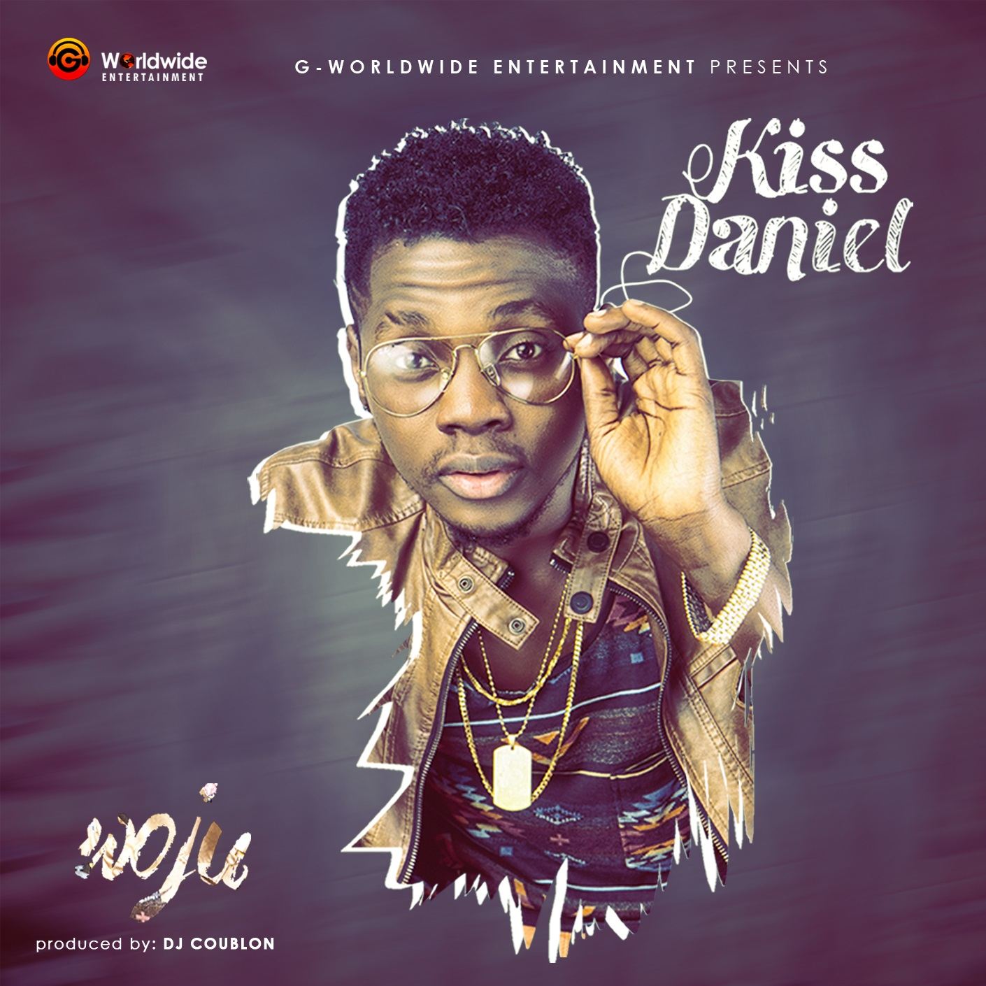 Kiss Daniel Artwork