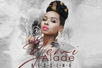 Yemi Alade KISSING Art feat