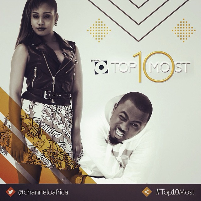Channel O Top 10 Most 2014