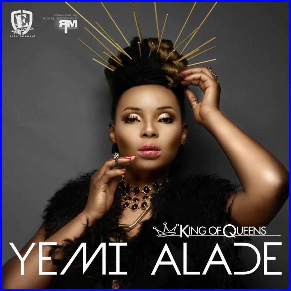 Yemi Alade King of Queens Art