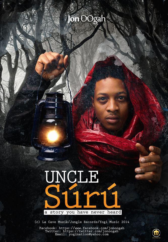 Jon Oogah Uncle Suru Art