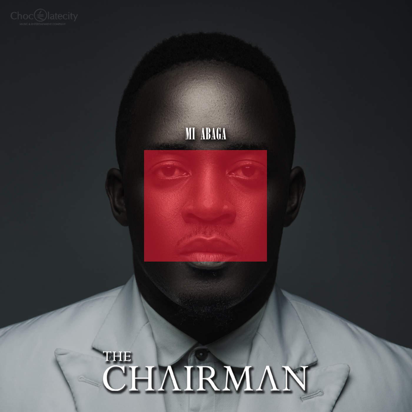 M.I The Chairman Official Album Art