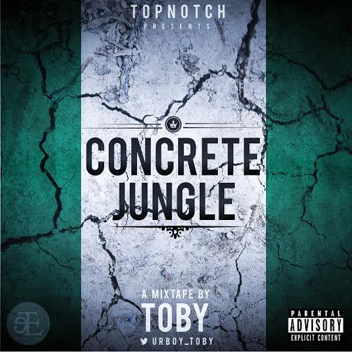 Toby Concrete Jungle Art
