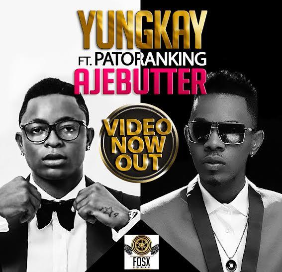 YungKay Patoranking Ajebutter Video Art