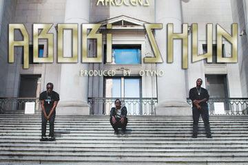 Afrocen3 - Cover Art