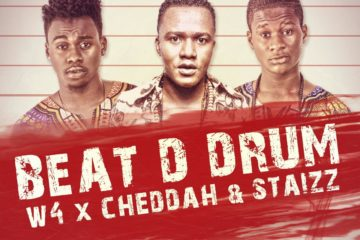 Beat Da Drum Artwork