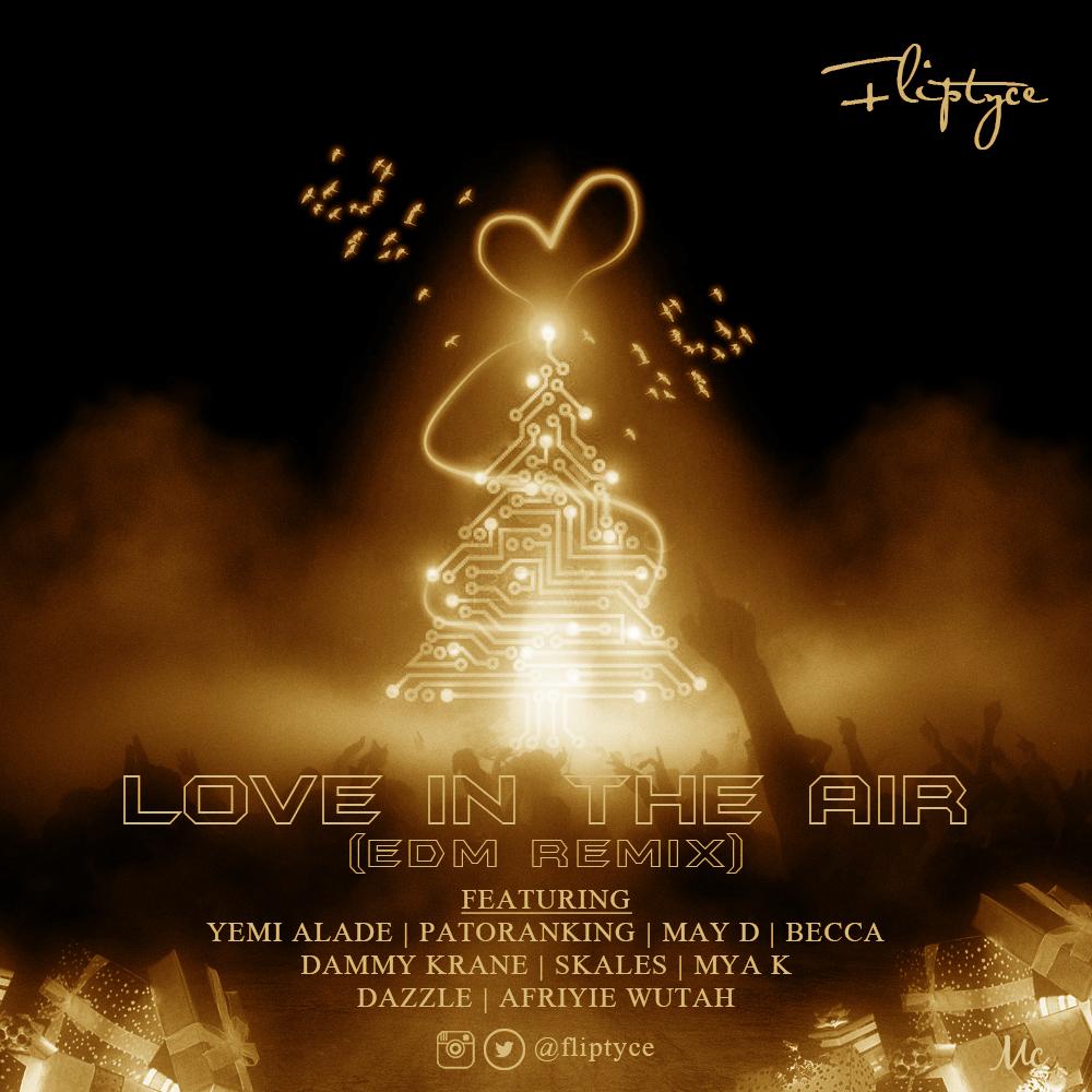 Fliptyce-Love-In-The-Air-EDM-Remix-Art