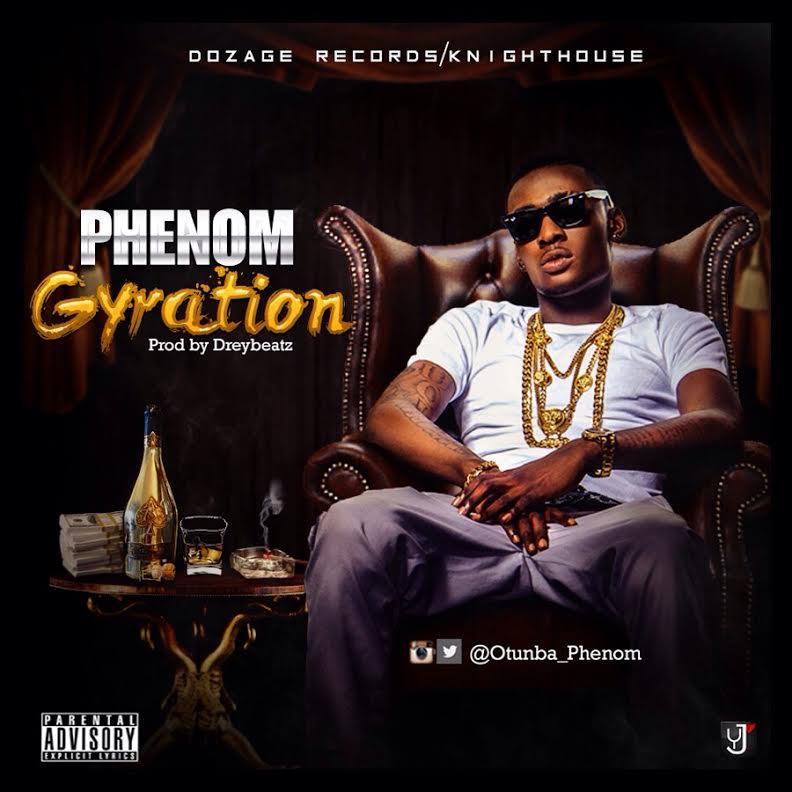 Phenom Gyration Art
