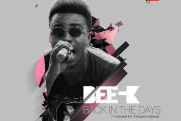 BEE-K - Cover Art