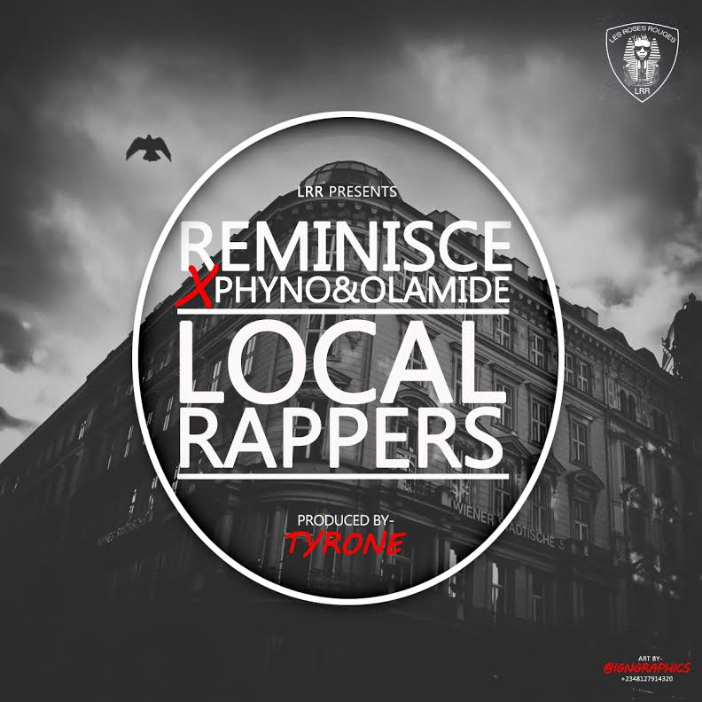 Reminisce Local Rappers Art