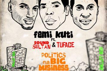 Femi Kuti - Art Work