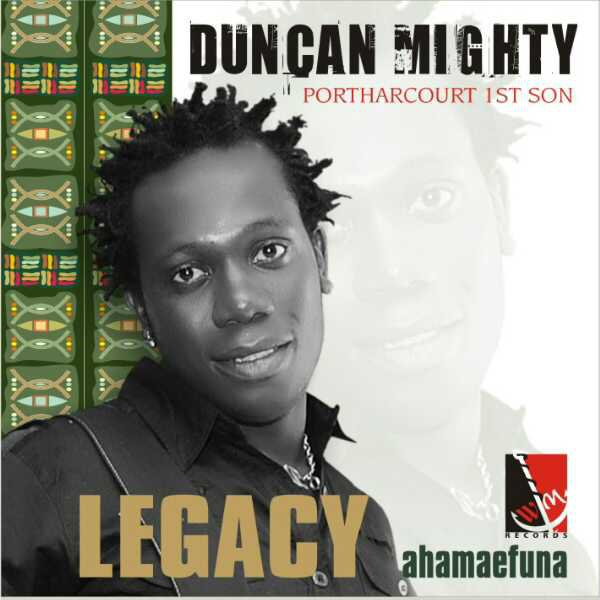 Duncan Mighty Legacy