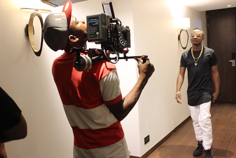 BTS PHOTO: Shaydee – High