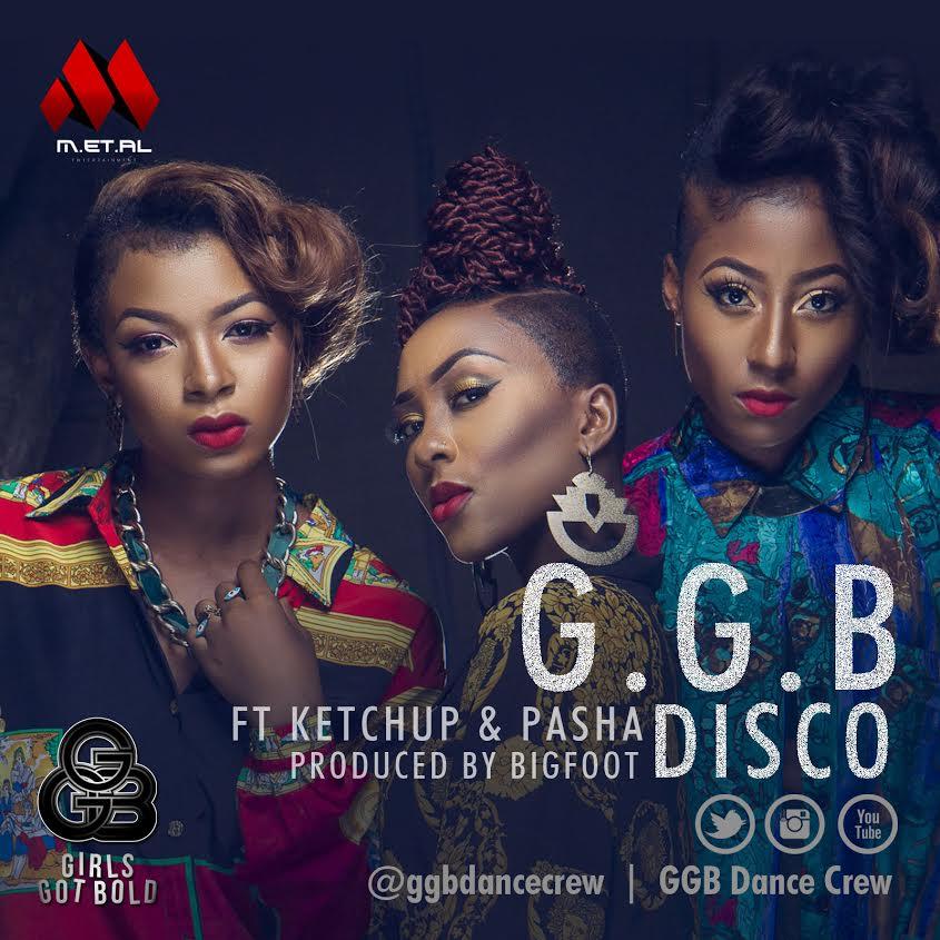 G.G.B Disco Art
