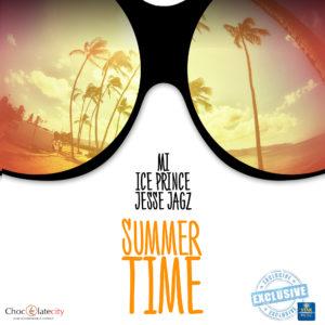M.I Ice Prince Jesse Jagz Summer Time Art