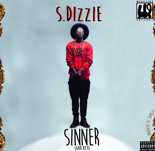 Sinner by S Dizzie Cover
