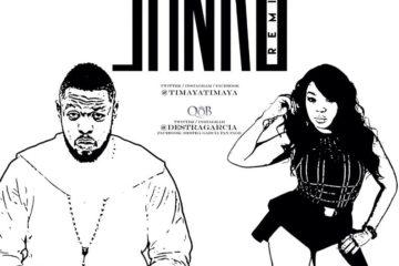 Timaya Destra Sanko Remix Art