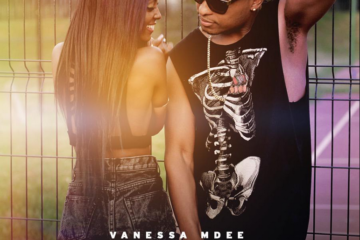 Vanessa Mdee Nobody But Me Art