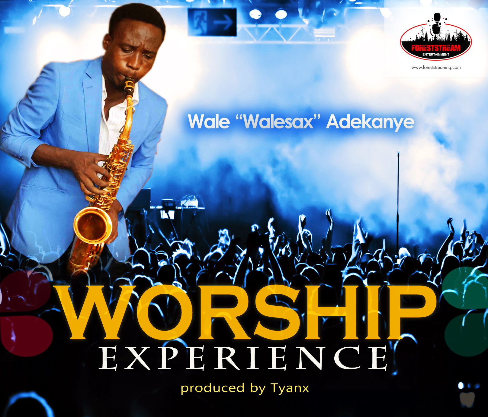 Wale Sax Ft  P'Doo – Worship Experience - Notjustok