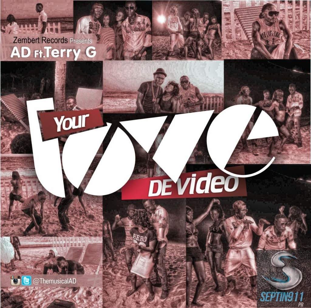 AD Ft Terry G - Your Love Official Artwork