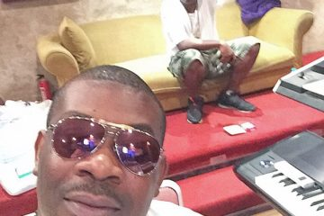 Don Jazzy Jay Electronica SMD studios