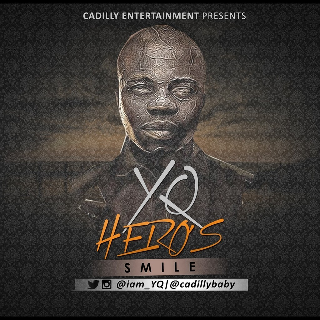 Hero's Smile (Dagrin Tribute) by YQ (CADILLY)Art