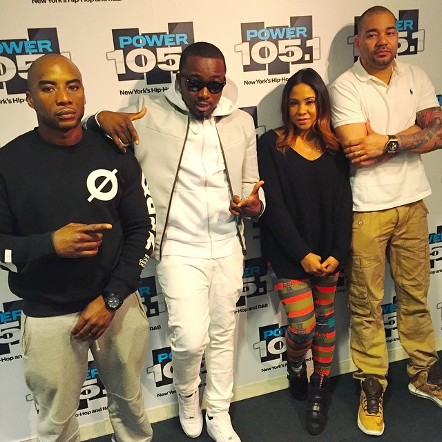 Ice Prince The Breakfast Club