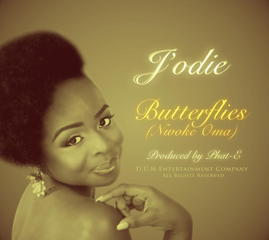 J'odie Butterflies Art