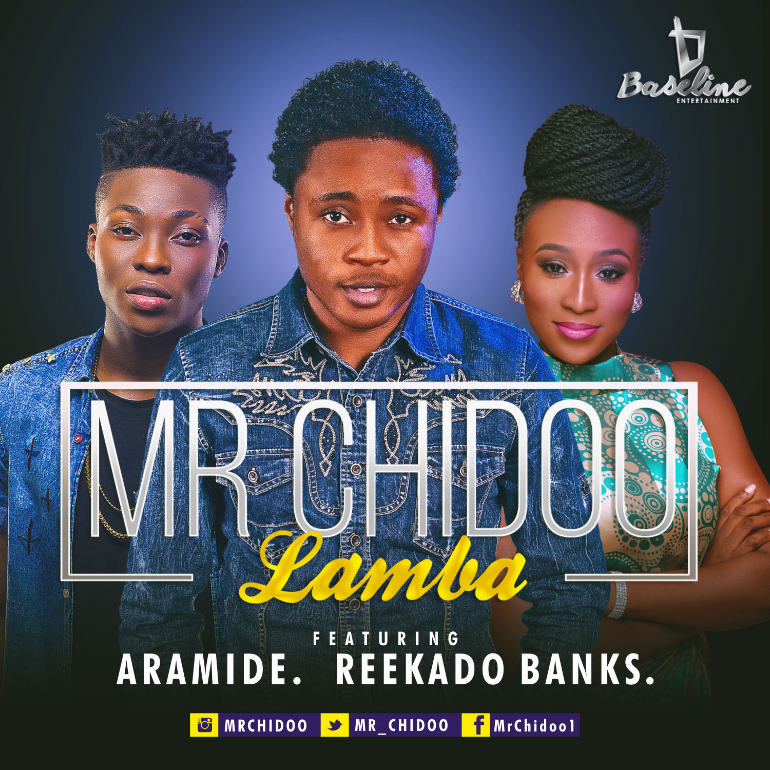 Lamba Featuring Reekado Banks and Aramide