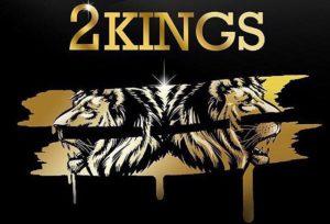 Olamide Phyno 2 Kings Album Art feat