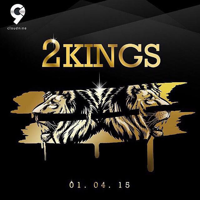 Olamide Phyno 2 Kings Album Art