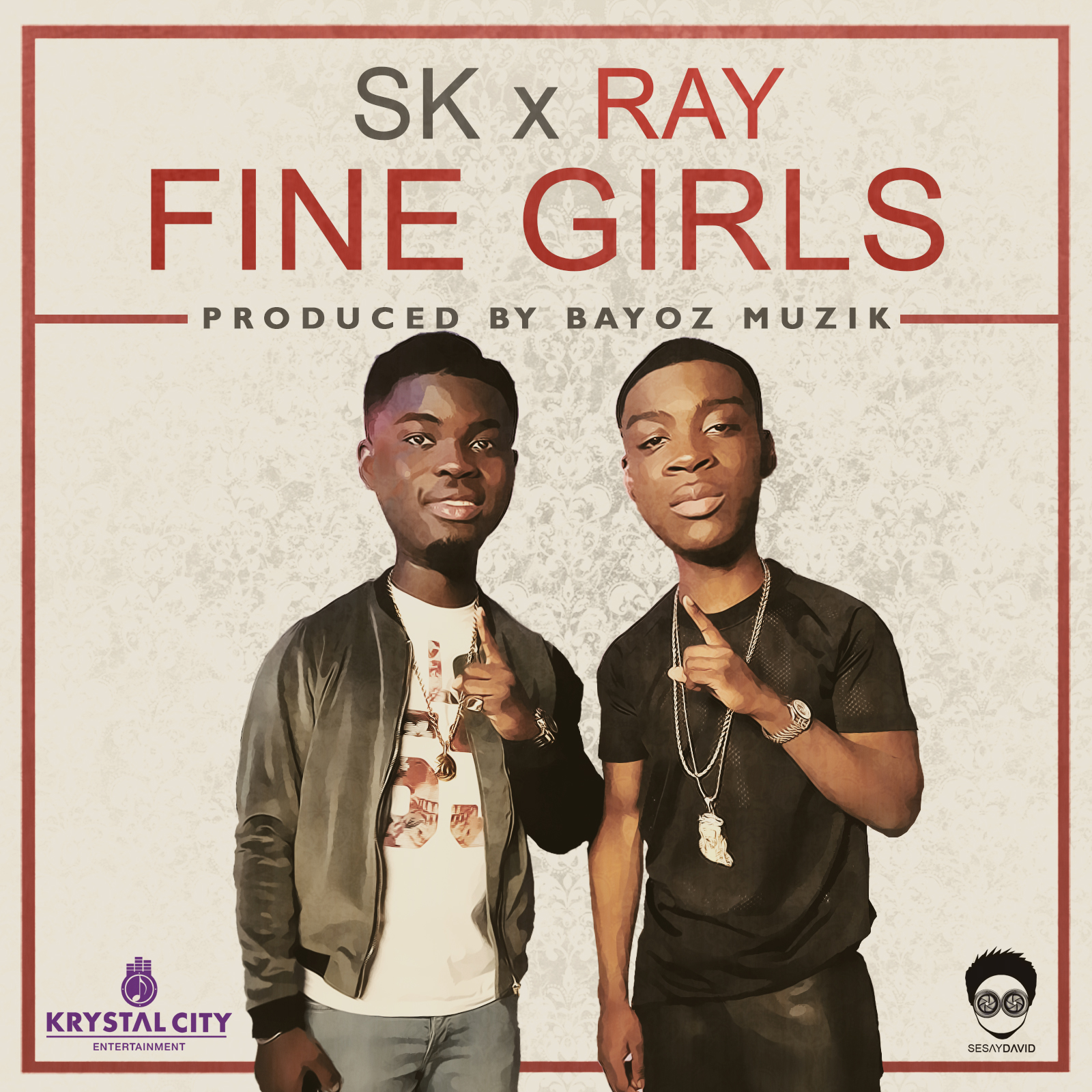 RAY X SK FINE GIRLS