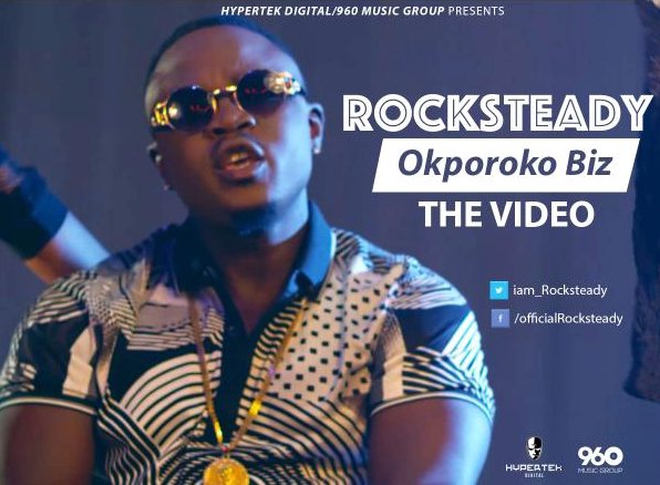 ROCKSTAEDY - Opkoroko Business - ego - capture image