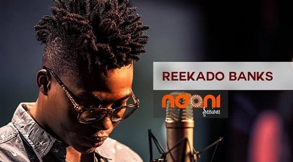 Reekado Banks - capture image