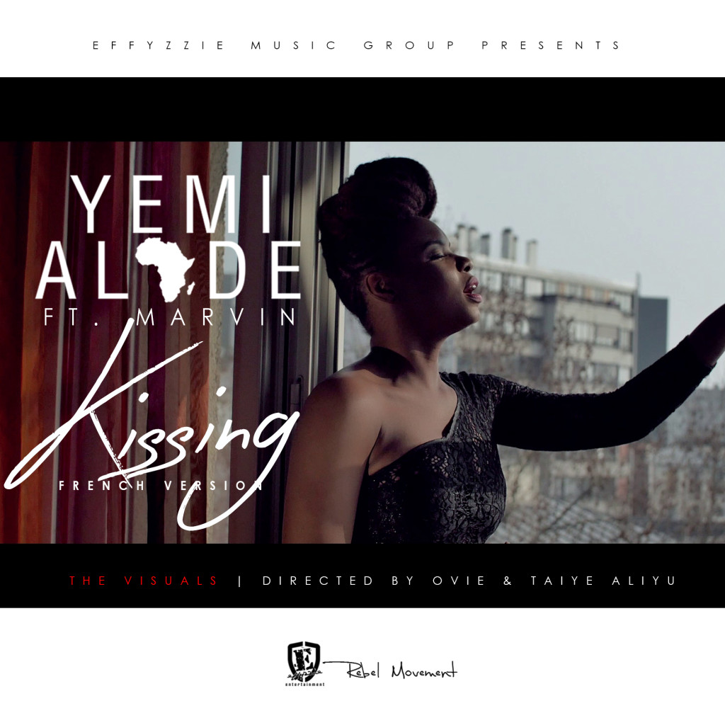Yemi Alade - Kissing (Remix) [Video Poster] (2)