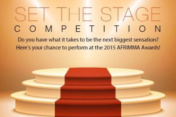AFRIMMA Set The Stage Competition