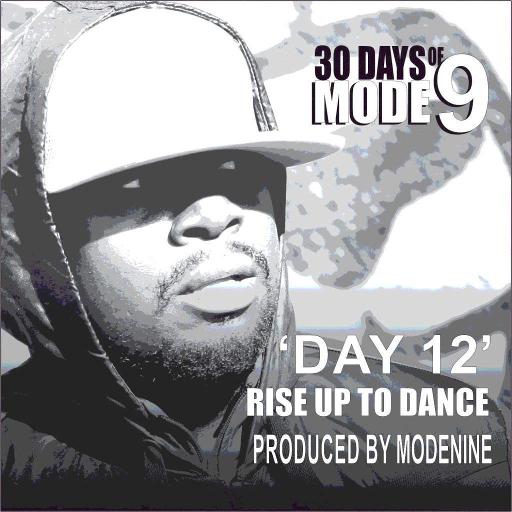 DAY 12 Rise U to dance