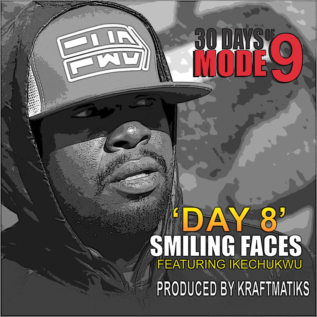 DAY 8  SMILING FACES