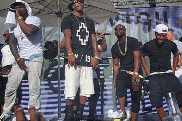 Davido 50 Cent Jeremih feat