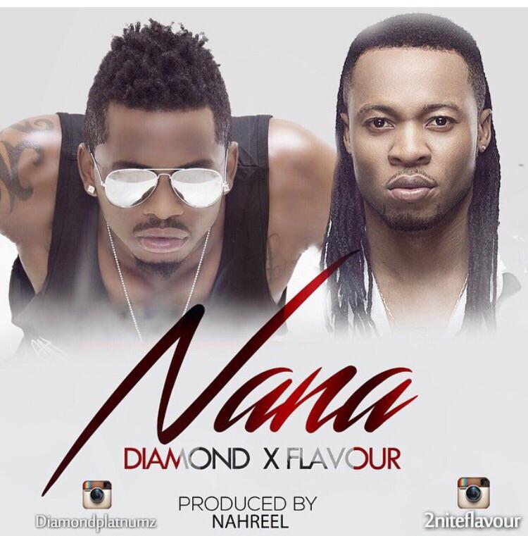 Diamond Flavour Nana Art