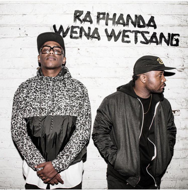 Dj Switch Cassper Nyovest Ra Phanda Wena Wetsang