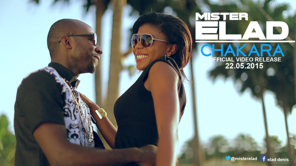 VIDEO: Mister Elad - Chakara