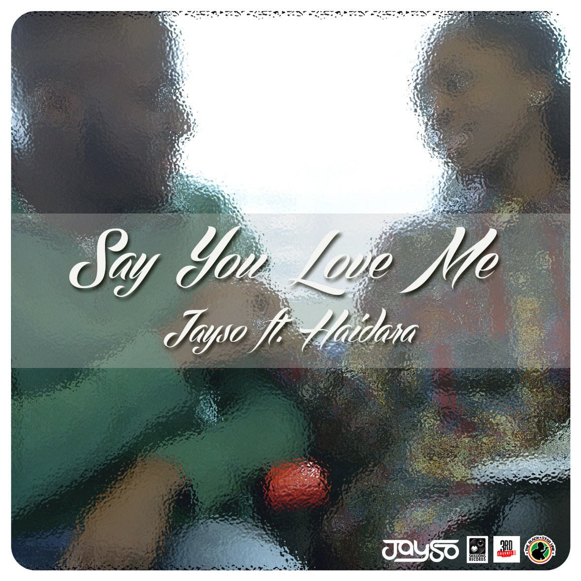 JaySo Say You Love Me Art