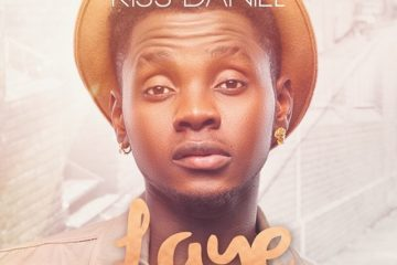 Kiss Daniel Laye Art