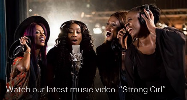 VIDEO: ONE - Strong Girl ft. African Women All-Stars