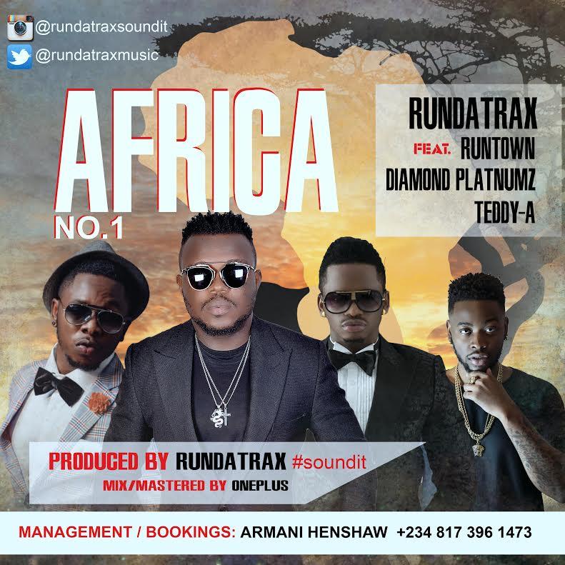 Rundatrax Africa No. 1 Art