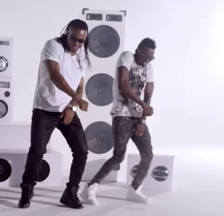 VIDEO: Diamond Platnumz - Nana ft. Flavour
