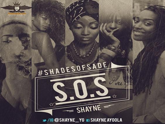 Shayne YG SOS Art