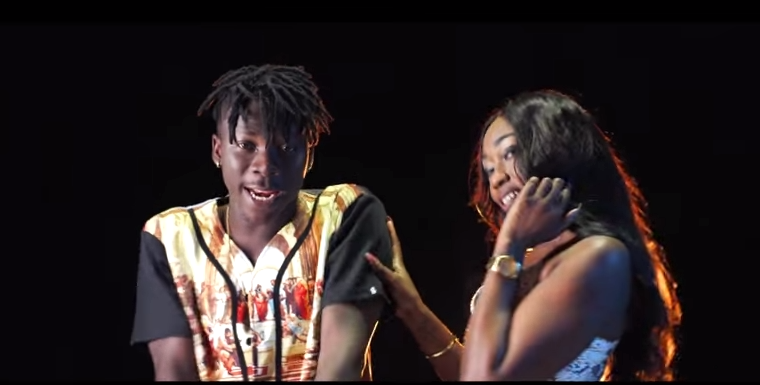 VIDEO: Stonebwoy - Zongo Girl ft. Yaa Pono