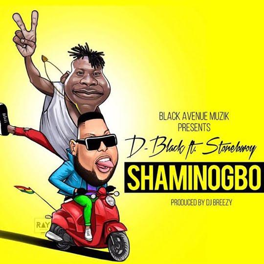 D-Black Shaminogbo Art